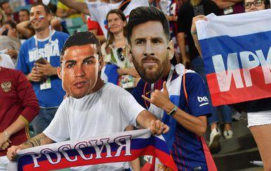 Cristiano Ronaldo i Lionel Messi (Foto: Frank Hoermann/DPA/PIXSELL)