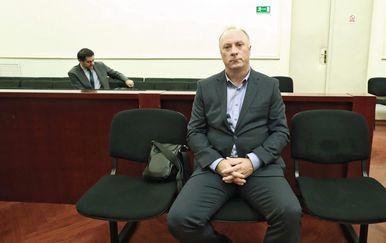 Damir Polančec svjedoči na suđenju Ivi Sanaderu (Foto: Sanjin Strukic/PIXSELL) - 5