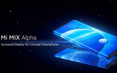 Xiaomi Mi Mix Alpha (Screenshot: Xiaomi/YouTube)