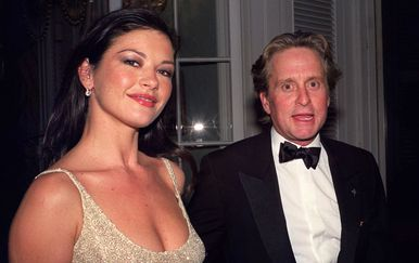 Catherine Zeta-Jones i Michael Douglas - 6