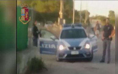 Talijanska policija (Foto: Dnevnik.hr)