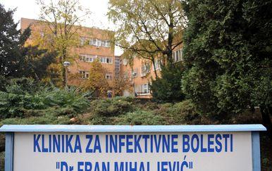 Klinika Fran Mihaljević (Foto: Goran Stanzl/PIXSELL)
