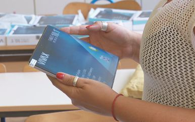 Tableti u školama (Foto: Dnevnik.hr)