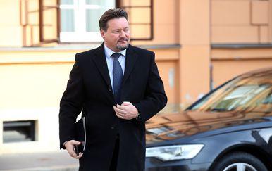 Lovro Kuščević (Foto: Jurica Galoic/PIXSELL)