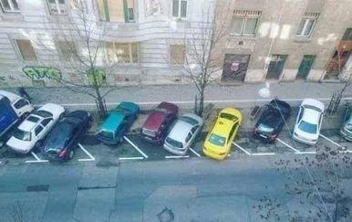 Loše parkiranje (Foto: thechive.com) - 4