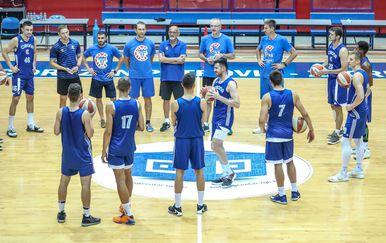 Košarkaši Cibone (Foto: Slavko Midžor/PIXSELL)