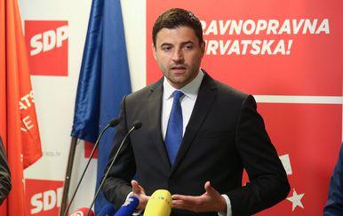 Davor Bernardić (Foto: Marko Prpic/PIXSELL)