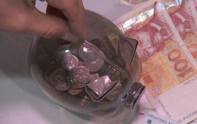Štednja novca (Foto: Dnevnik.hr)