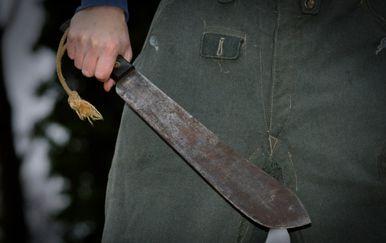 Mačeta, ilustracija (Foto: Getty images)