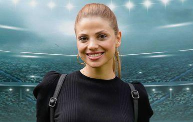 Lejla Filipović u čipkastim hlačama i tenisicama - 2