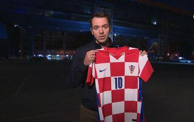 Novi dres Hrvatske reprezentacije - 3