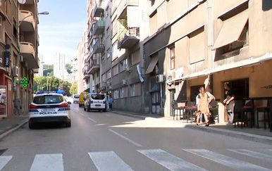 Policija na riječkim ulicama