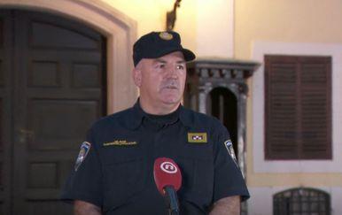 Nikola Milina, glavni ravnatelj policije