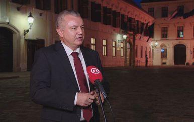 Darko Horvat, ministar prostornoga uređenja, graditeljstva i državne imovine