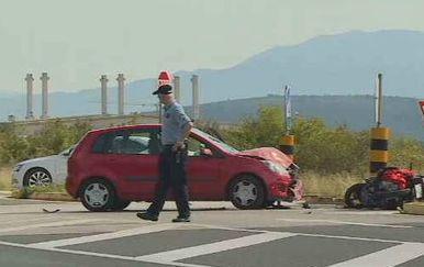 Teška nesreća kod Trilja