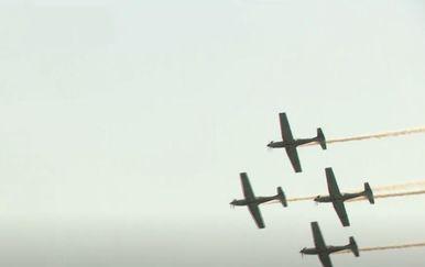 Aeromiting u čast Rudolfa Perešina - 1
