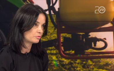 Marija Vučković, ministrica poljoprivrede