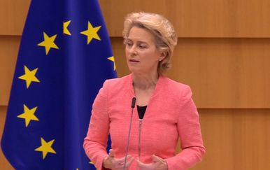 Prvi govor o stanju EU-a Ursule von der Leyen