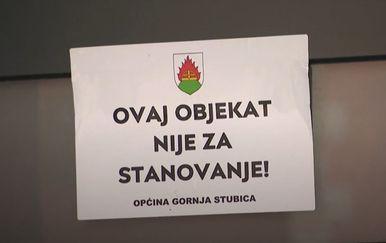 Šteta od potresa u Krapinsko-zagorskoj županiji - 1