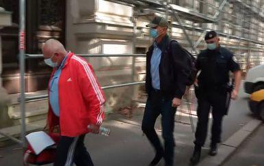 Uhićeni Petek i drugi iz afere Janaf dovedeni na istražni sud