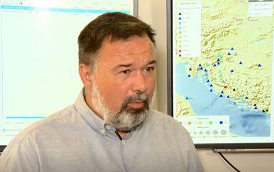 Krešimir Kuk, seizmolog