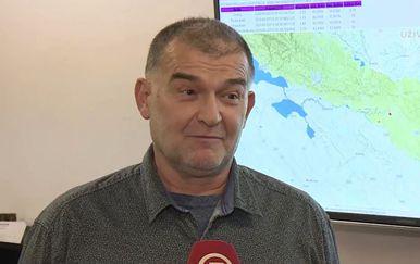 Ivica Sović, seizmolog