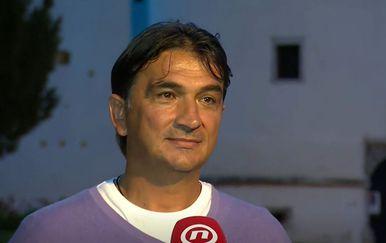 Zlatko Dalić, izbornik hrvatske nogometne reprezentacije