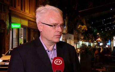 Ivo Josipović, bivši predsjednik Hrvatske