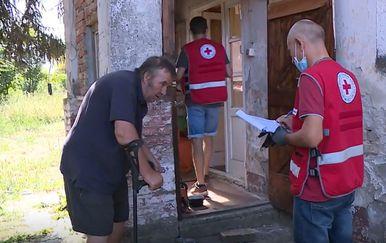 Volonteri Crvenog križa - 1