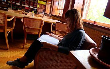 Tana Tandarić, asistentica na Institutu Ruđer Bošković - 2