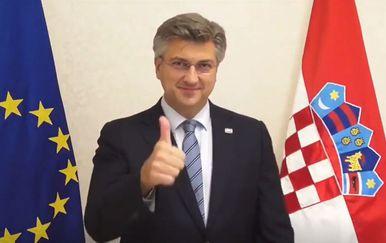 Andrej Plenković čestitao Međunarodni tjedan gluhih