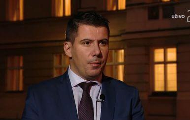 Nikola Grmoja, saborski zastupnik Mosta