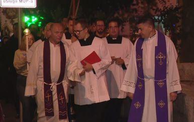 Svečana procesija za Mariju Krucifiksa - 2