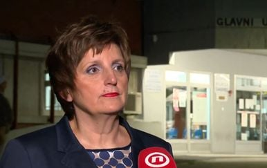 Sonja Tošić Grlač, predsjednica Upravnog vijeća Županijske bolnice Čakovec