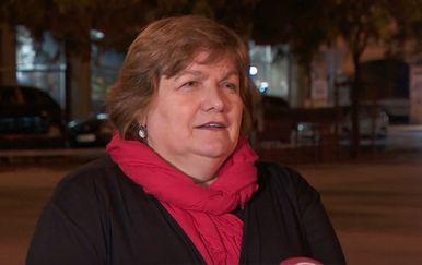 Zlatica Štulić, predsjednica Sindikata trgovine Hrvatske