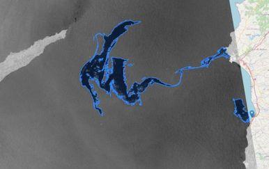 Golema naftna mrlja širi se po Sredozemlju