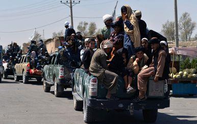 Mimohod talibana u Kandaharu