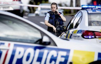 Policija Novi Zeland, ilustracija