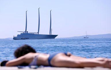 Jahta Sailing Yacht A kod Splita - 3
