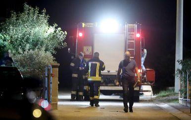 U dvorištu obiteljske kuće pronađeno tijelo žene, policijski očevid u tijeku - 2