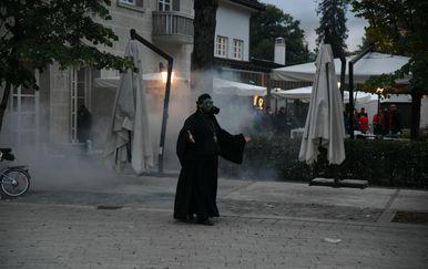 Prosvjedi u Crnoj Gori - 12