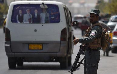 Afganistantska policija, ilustracija