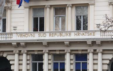 Vrhovni sud Republike Hrvatske