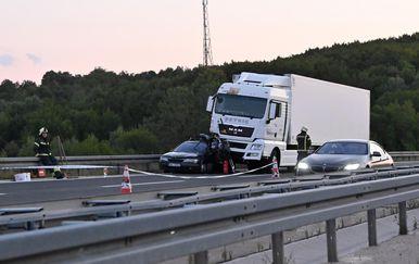 Nesreća na autocesti A1, poginulo dijete - 5