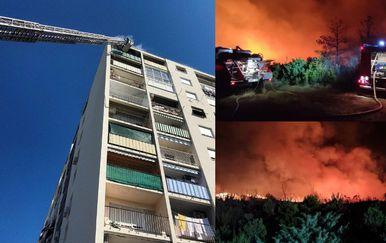Požari na području Dalmacije - 2