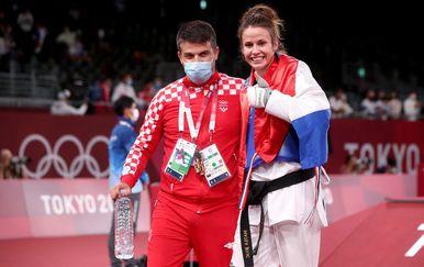 Toni Tomas i Matea Jelić
