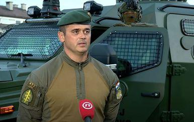 Mate Bilobrk, zapovjednik ATJ Lučko - 1