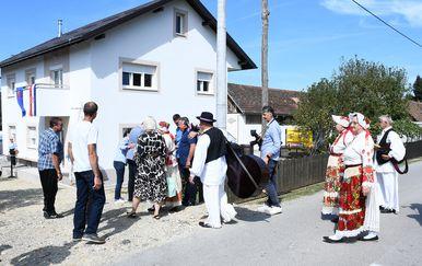 Obitelji u Jabukovcu obnovljena kuća