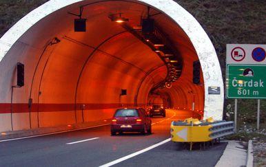 Tunel Čardak