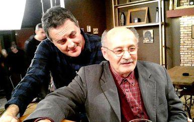Tarik FIlipović i Mustafa Nadarević